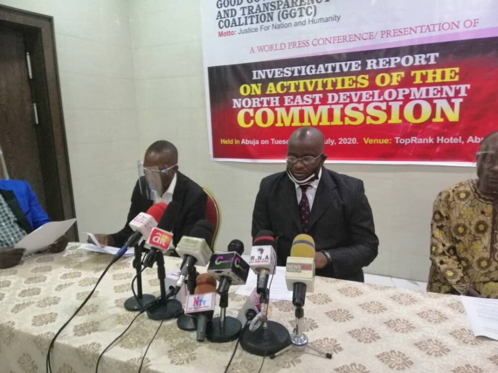 NEDC: CSOs clear Minister, MD of wrongdoing in supporting FG's ...